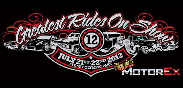 MOTOREX 2012 – JULY 21ST – 22ND, SYDNEY OLYMPIC PARK