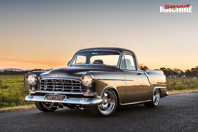 FEATURED ARTICLE FROM STREET MACHINE: WILD LS3-POWERED FC UTE