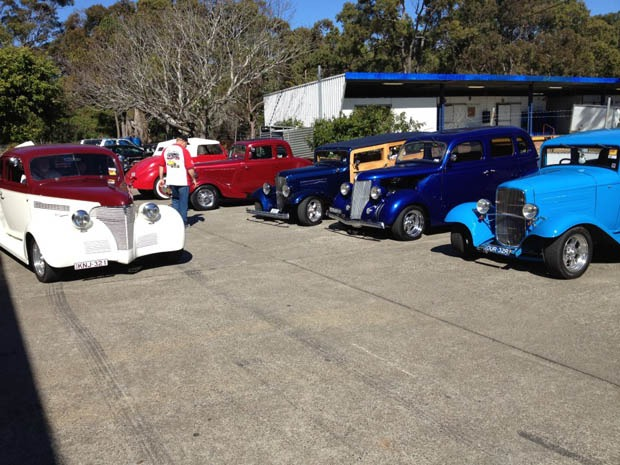 Manning Valley Cruisers Rod Run 11