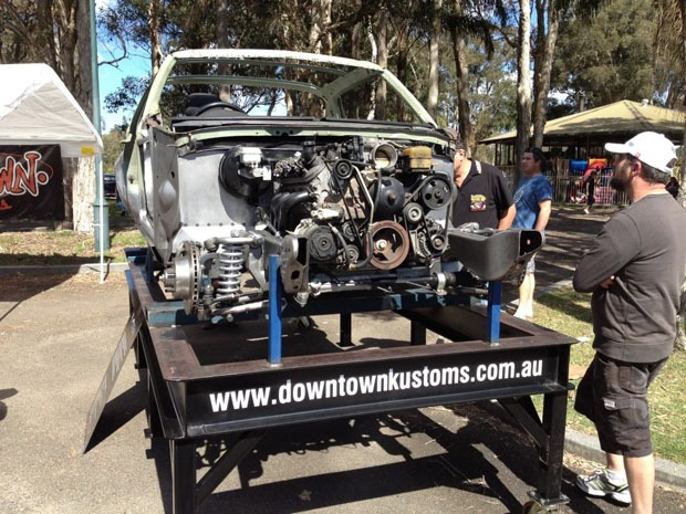 Manning Valley Cruisers Rod Run 3