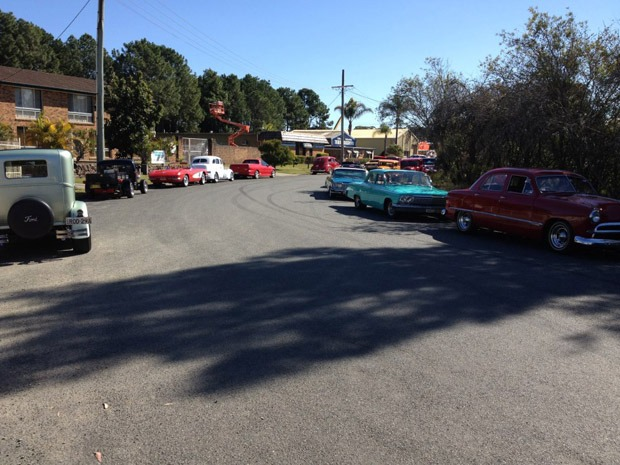 Manning Valley Cruisers Rod Run 6